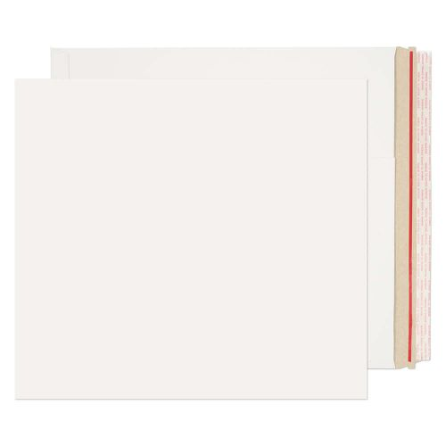 Blake Purely Packaging White Board Peel & Seal All Board Pocket 449X349 350G Pk100 Code Ppa26-Rs 3P