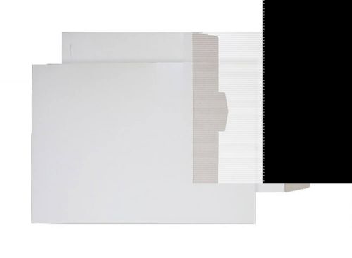 Purely Packaging Envelope All Board Tuck Flap 450x324mm White PPA27TUC [Pack 100] *10 Day Leadtime*