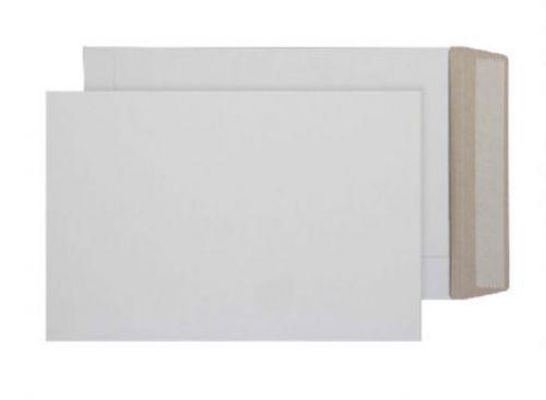 Blake Purely Packaging White Board Peel & Seal All  Board Pocket 240X165mm 350G Pk200 Code Ppa6 3P