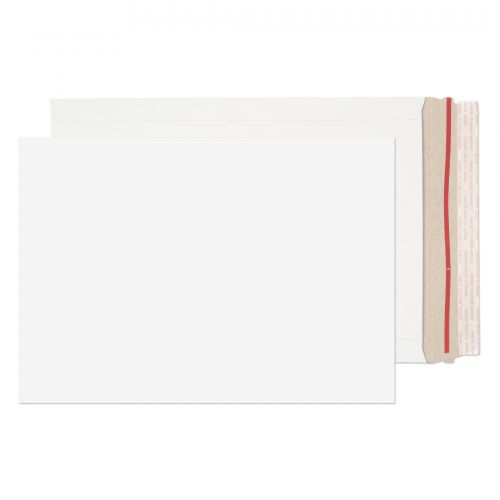 Blake Purely Packaging White Board Peel & Seal All  Board Pocket 324X229mm 350G Pk100 Code Ppa9-Rs 3