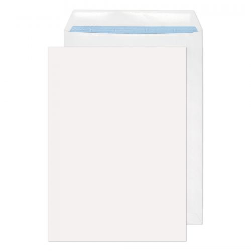 Evolve C4 Envelopes Recycled Pocket Self Seal 100gsm White (Pack of 250) RD7891
