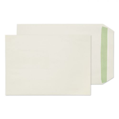 Blake Purely Environmental Pocket Envelope C5 Self Seal Plain 90gsm Natural White (Pack 500)