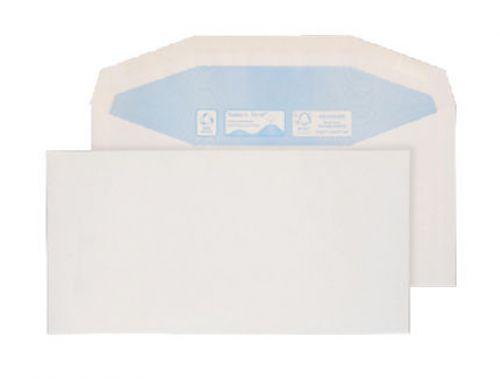 Blake Purely Environmental White Gummed Mailer 114 X229mm 90Gm2 Pack 1000 Code Rn0012 3P