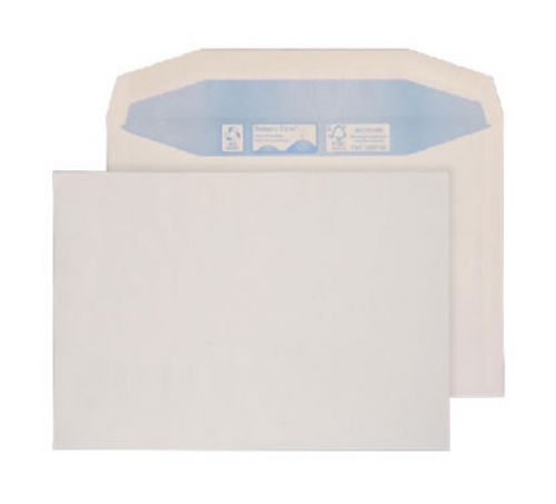 Blake Purely Environmental White Gummed Mailer 162X229mm 90Gm2 Pack 500 Code Rn020 3P