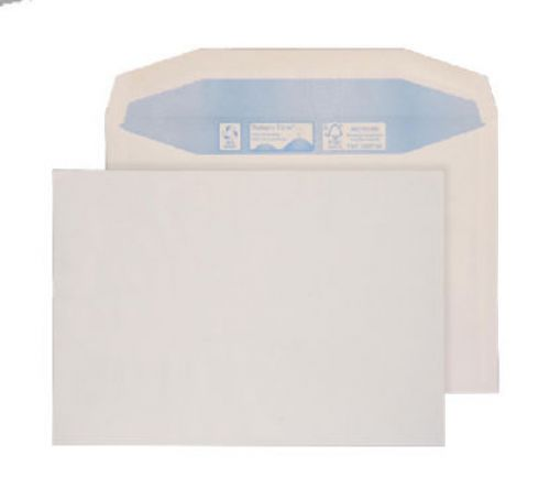 Purely Environmental Mailer Gummed White 90gsm C5+ 162x238mm Ref RN032 [Pack 500] *10 Day Leadtime*