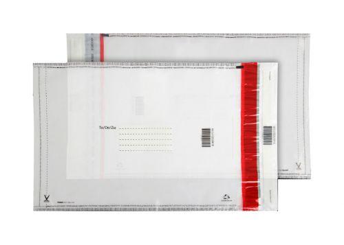 Blake Purely Packaging Clear Peel & Seal Polythene Pocket 430X330mm 70Mu Pk100 Code Secl102/100 3P