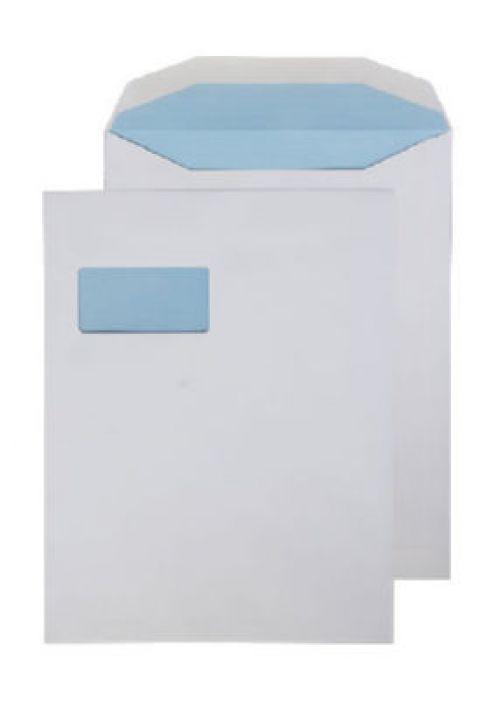 Blake Purely Everyday White Window Gummed Mailer P ocket 310X238mm 100Gm2 Pack 250 Code Si-90 3P