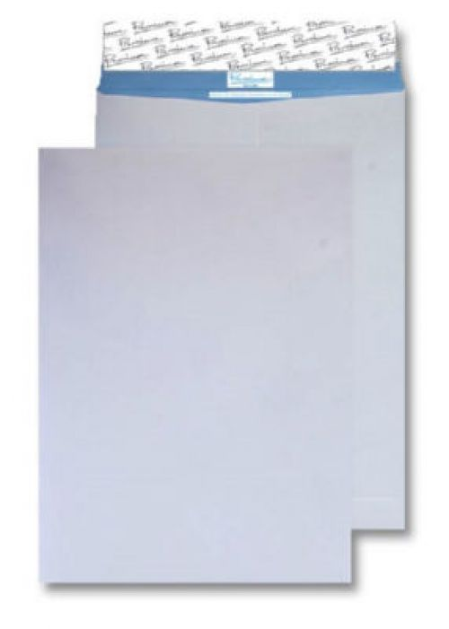 Blake Premium Secure White Peel & Seal Tear Resistant Pocket 229X162mm 125G Pk125 Code Tr77701 3P