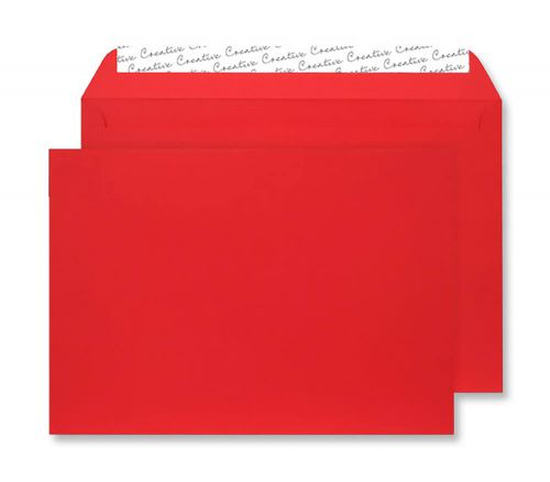 Blake Creative Senses Red Velvet Peel & Seal Walle t 162X229mm 140Gm2 Pack 125 Code V643 3P
