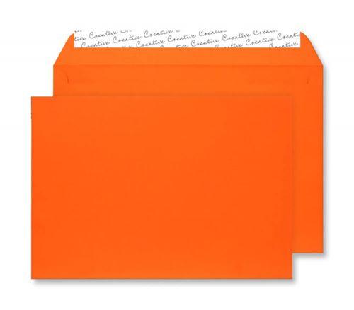 Blake Creative Senses Orange Velvet Peel & Seal Wa llet 229X324mm 140Gm2 Pack 125 Code V742 3P