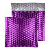 Blake Purely Packaging BL Mbpur165 Purple Metallic Cd 165Sq