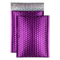 Blake Purely Packaging BL Mbpur250 Purple Metallic C5+ Bubble