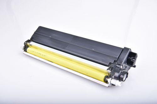 Compatible Brother TN421Y Yellow Toner
