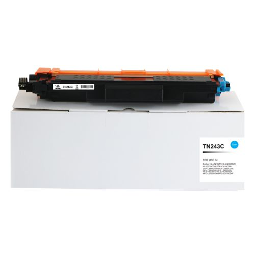 Compatible Brother TN243C Cyan Toner