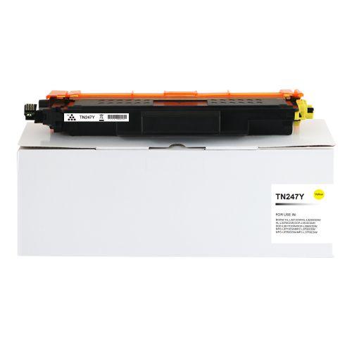 Compatible Brother TN247Y Yellow Hi Cap Toner