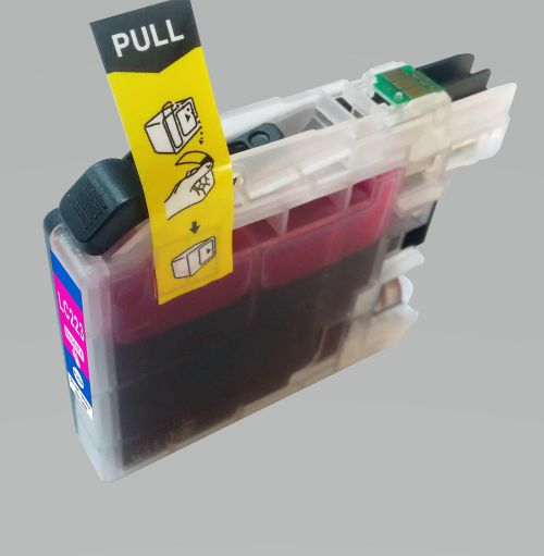 Compatible Brother LC223M Magenta Inkjet