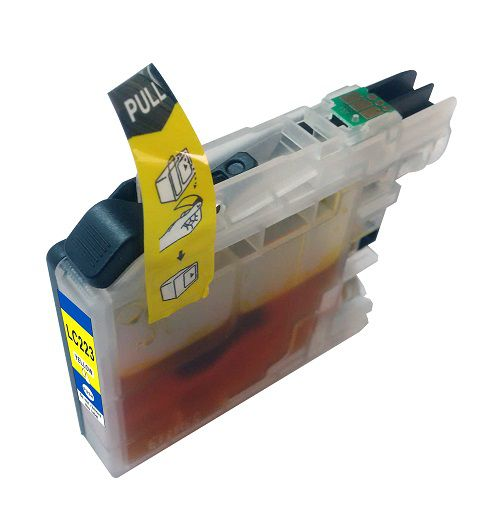 Compatible Brother LC223Y Yellow Inkjet