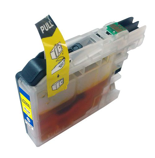 Compatible Brother LC225XLY Yellow Hi Cap Inkjet