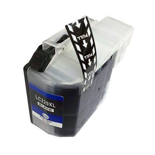 Compatible Brother LC229XLBK Black Extra Hi Cap Inkjet