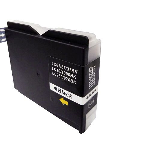 Compatible Brother LC1000BK Black also for LC960BK LC970BK Inkjet