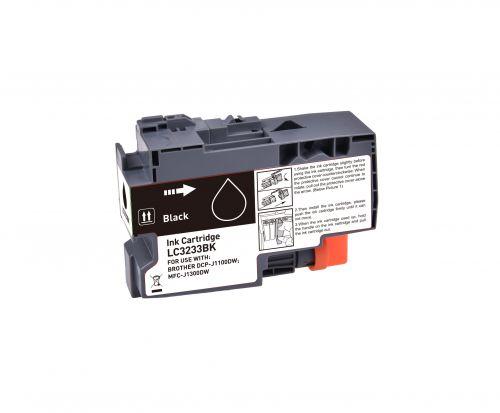Compatible Brother LC3233BK Black Inkjet