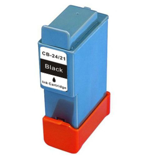 Compatible Canon BCI-24BK Black also for BCI-21BK Inkjet