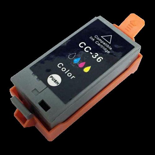 Compatible Canon CLI-36C Colour Inkjet