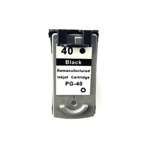 Remanufactured Canon PG-40 Black Inkjet
