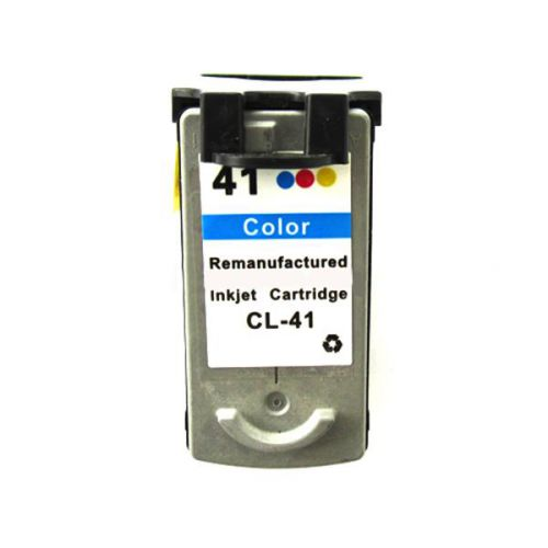 Remanufactured Canon CL-41 Colour Inkjet