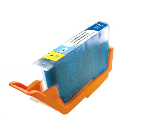 Compatible Canon PGI-9PC Photo Cyan Inkjet