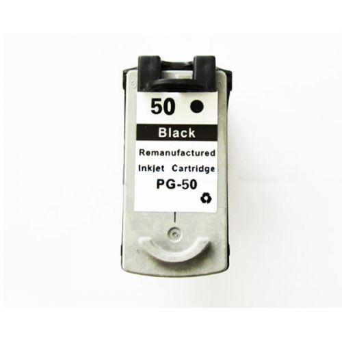 Remanufactured Canon PG-50 Black Inkjet