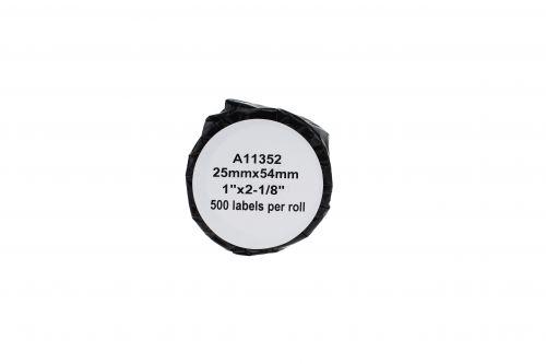 Compatible Dymo 11352 Large Return S0722520 Paper Address Labels