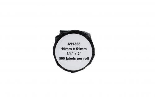 Compatible Dymo 11355 S0722550 Multipurpose Paper Labels