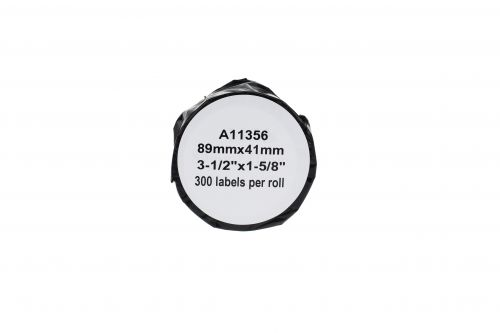 Compatible Dymo 11356 Small Name S0722560 Paper Badge Labels