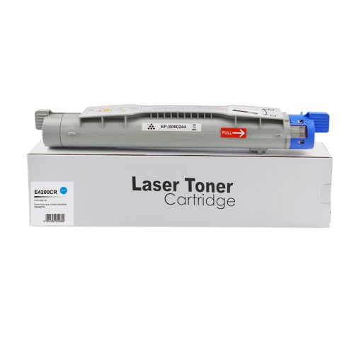Remanufactured Epson S050244 Cyan Toner