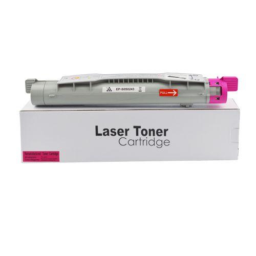 Remanufactured Epson S050243 Magenta Toner