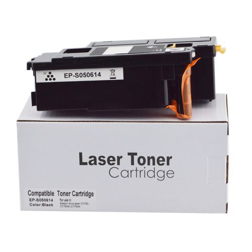 Compatible Epson S050614 Black Hi Cap Toner