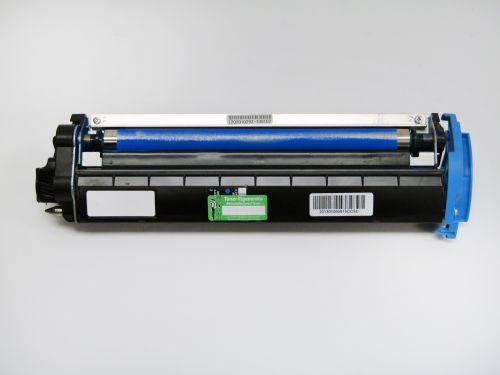 Remanufactured Epson S050228 Cyan Hi Cap Toner
