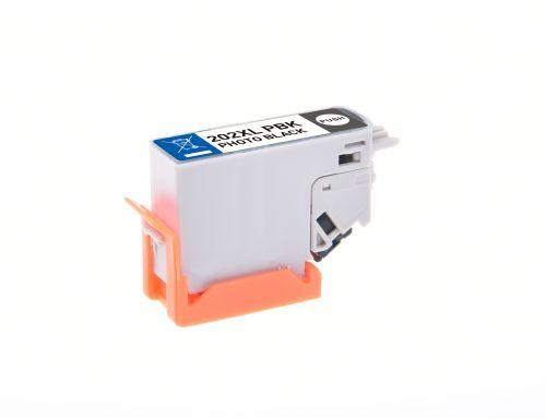 Compatible Epson 202XL Black Hi Cap Photo C13T02H14010 Inkjet