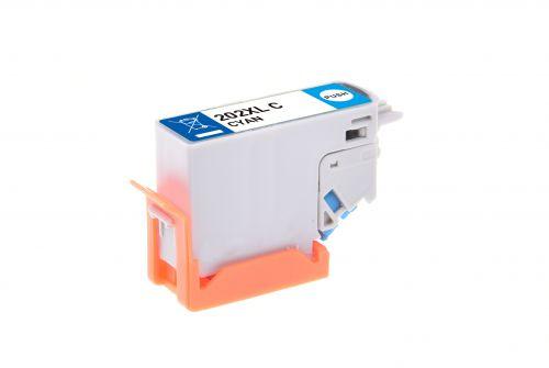 Compatible Epson 202XL Cyan Hi Cap C13T02H24010 Inkjet