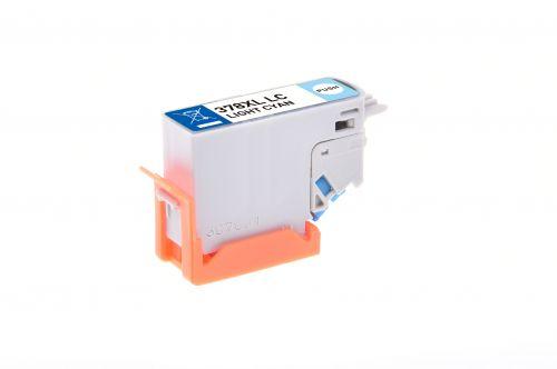Compatible Epson 378XLLC Light Cyan Hi Cap C13T37954010 Inkjet