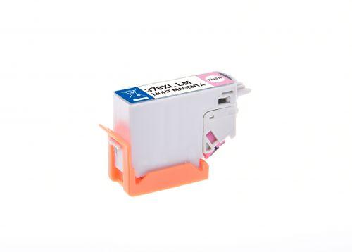 Compatible Epson 378XLLM Light Magenta Hi Cap C13T37964010 Inkjet
