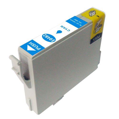 Compatible Epson T048220 Cyan Inkjet