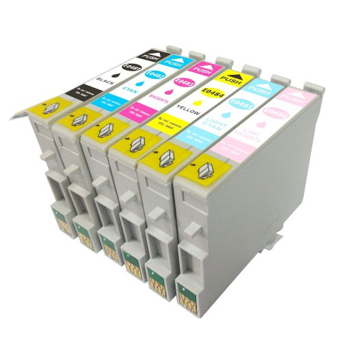Compatible Epson T048720 6 Pack Inkjets