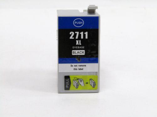 Compatible Epson T2711 Black Hi Cap T27114010 Inkjet