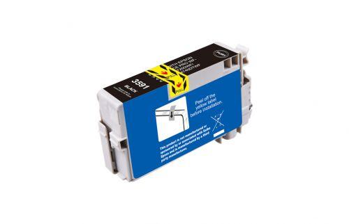 Compatible Epson T3591 Black Hi Cap T35914010 Inkjet
