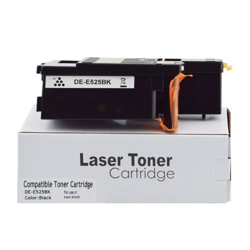 Remanufactured Dell 593-BBLN Black also for 593-BBJX Toner