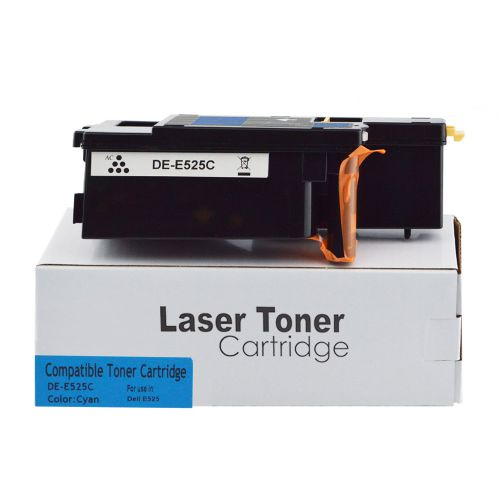 Remanufactured Dell 593-BBLL Cyan also for 593-BBJU Toner