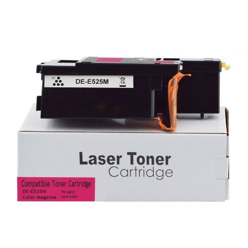 Remanufactured Dell 593-BBLZ Magenta also for 593-BBJV Toner