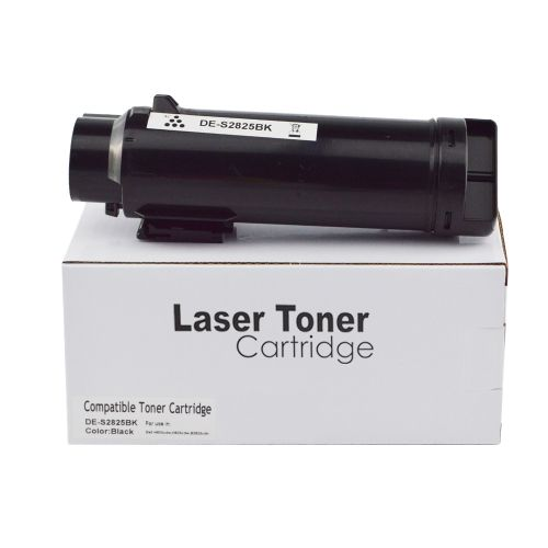 Compatible Dell 593-BBSB Black Hi Cap Toner